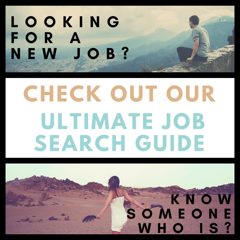 Job Search Tips for Young Professionals